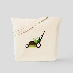 Lawn Mower Tote Bag