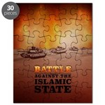 Battle Against The Islamic State Puzzle