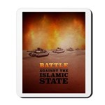 Battle Against The Islamic State Mousepad