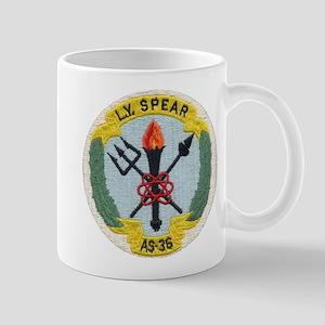 USS L. Y. SPEAR Mug