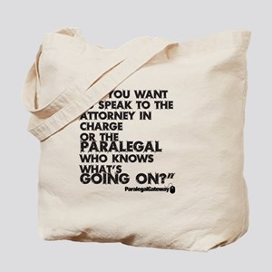 PG text 2 Tote Bag