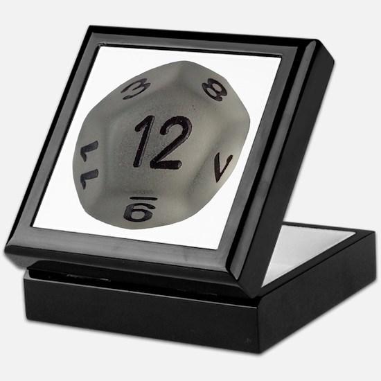 D12 Keepsake Box