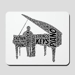 Piano Mousepad
