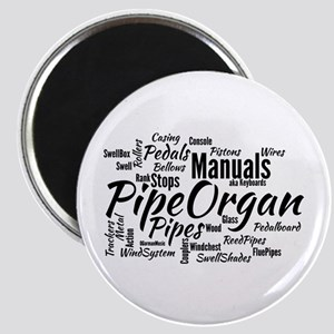 Pipe Organ Magnets