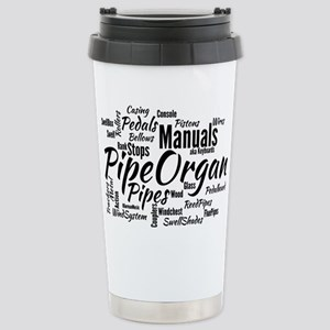 Pipe Organ Travel Mug