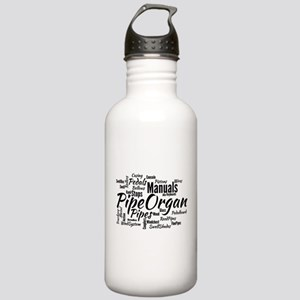 Pipe Organ Water Bottle