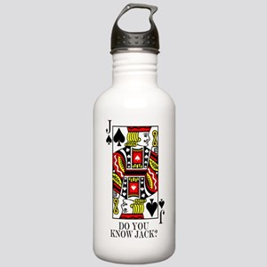 Do You Know Jack? Stainless Water Bottle 1.0L