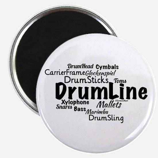 DrumLine Magnets