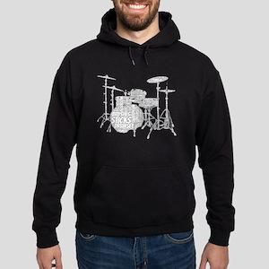 Drum Set Hoodie