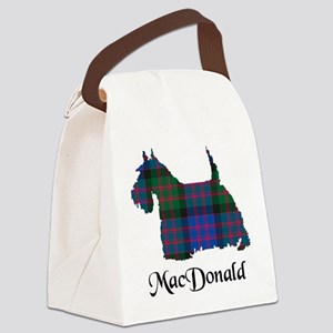 Terrier - MacDonald Canvas Lunch Bag