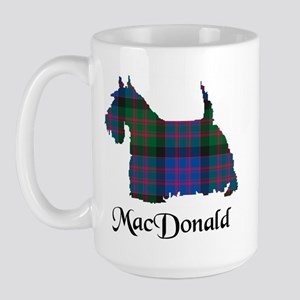 Terrier - MacDonald Large Mug