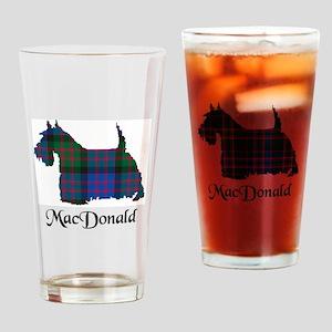 Terrier - MacDonald Drinking Glass