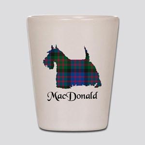Terrier - MacDonald Shot Glass