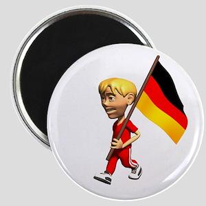 Germany Boy Magnet