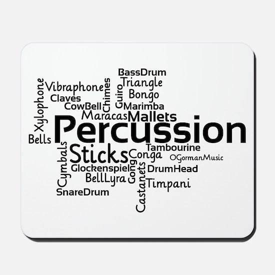 Percussion Mousepad