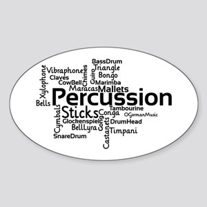Percussion Sticker