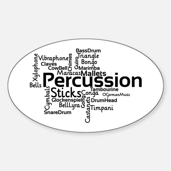 Percussion Decal