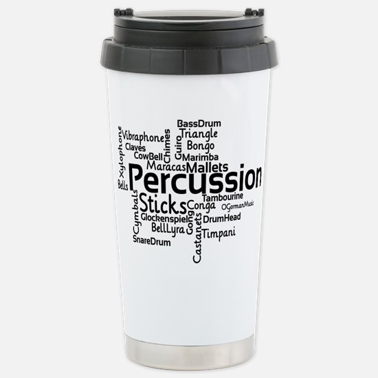 Percussion Travel Mug