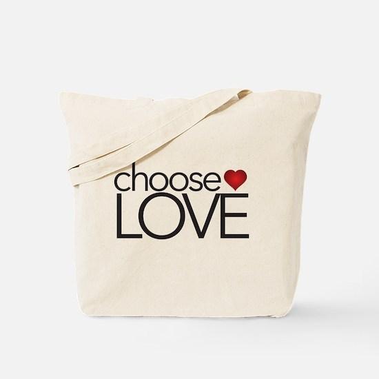 Choose Love -Tote Bag