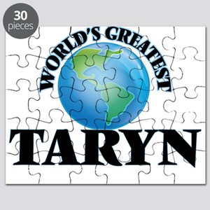 World's Greatest Taryn Puzzle