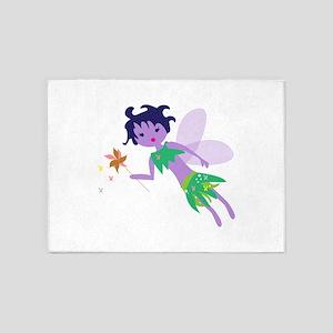 Fairy 5'x7'Area Rug