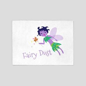 Fairy Dust 5'x7'Area Rug
