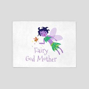 Fairy God Mother 5'x7'Area Rug