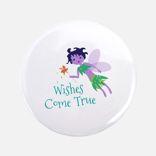 "Wishes 3.5"" Button"