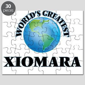 World's Greatest Xiomara Puzzle