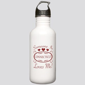 Somebody In Connecticu Stainless Water Bottle 1.0L
