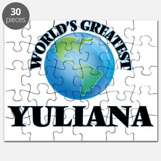 World's Greatest Yuliana Puzzle