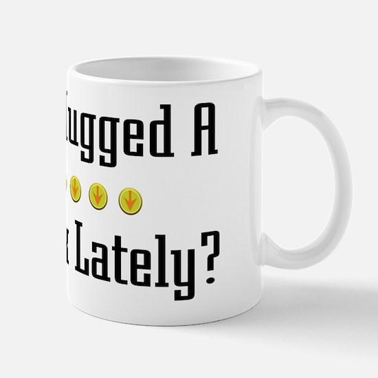 Hugged Court Clerk Mug