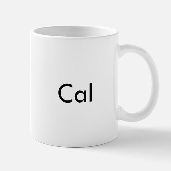 Cal 2 Mugs
