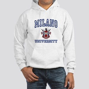 MILANO University Hooded Sweatshirt