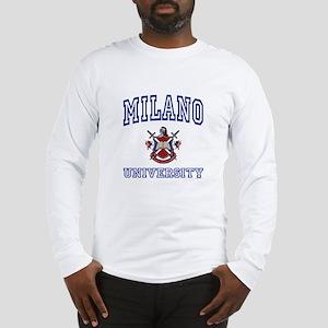 MILANO University Long Sleeve T-Shirt