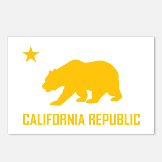Funny University california Postcards (Package of 8)