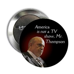 TV Fred Thompson ten pack buttons