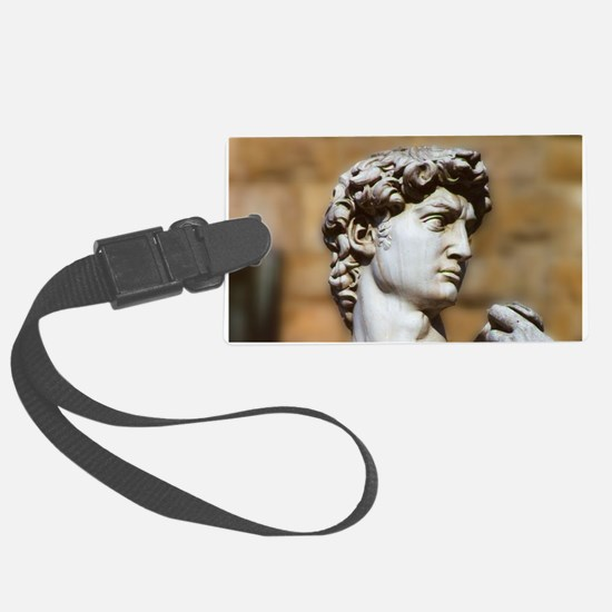 Famous David Statue in Florence Luggage Tag