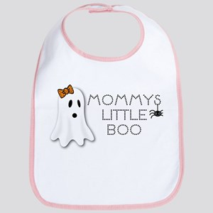 Mommys little boo Bib