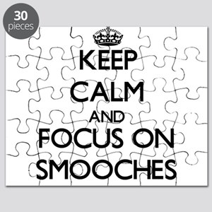 Keep Calm and focus on Smooches Puzzle