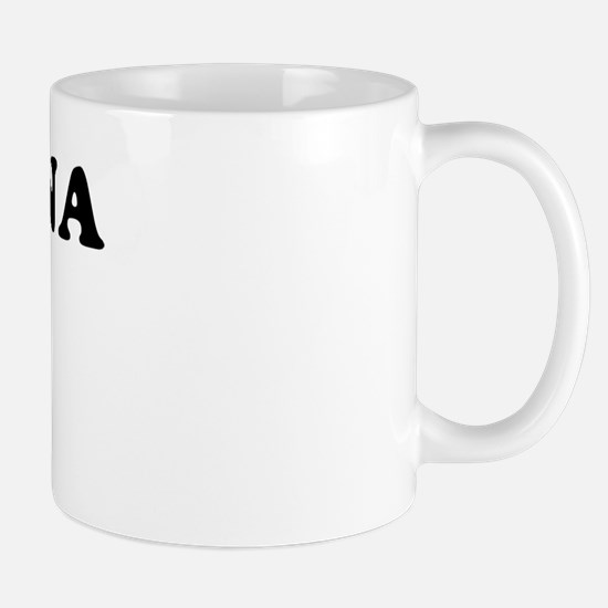 Adriana loves dad Mug