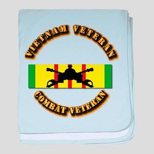 VN Vet - VCM - AR BR baby blanket