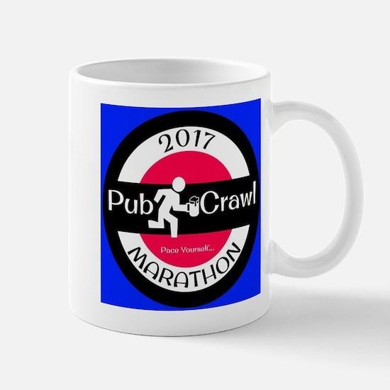 Pub Crawl Marathon Mugs