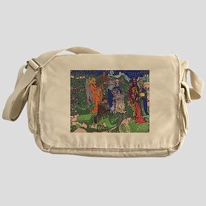 First Christmas Messenger Bag