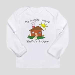 house yiayia Long Sleeve T-Shirt