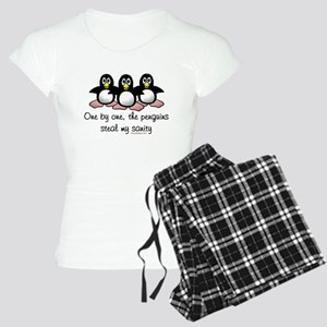 One by One the Penguins Women's Light Pajamas