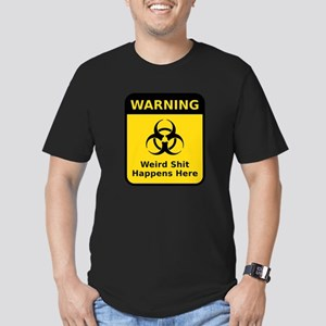 Weird Warning Sign T-Shirt