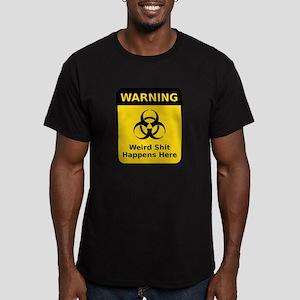 Weird Warning Sign T-Shirt