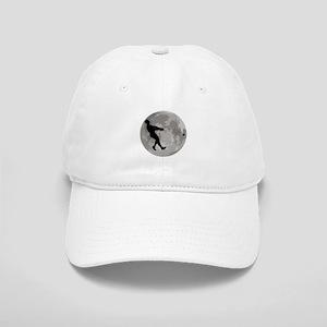 Hammer Throw Moon Baseball Cap