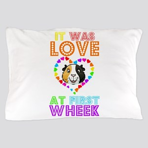 IT WAS LOVE AT FIRST WHEEK Pillow Case